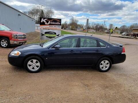 2007 Chevrolet Impala for sale at KJ Automotive in Worthing SD