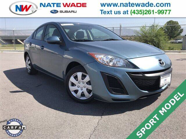 2011 Mazda MAZDA3 for sale at NATE WADE SUBARU in Salt Lake City UT
