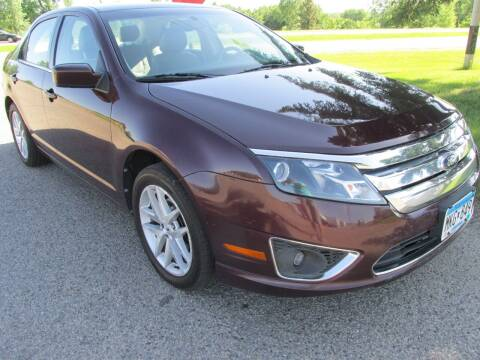 2011 Ford Fusion for sale at Buy-Rite Auto Sales in Shakopee MN