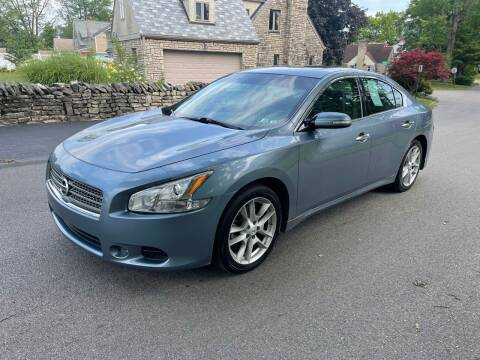 2011 Nissan Maxima for sale at Via Roma Auto Sales in Columbus OH