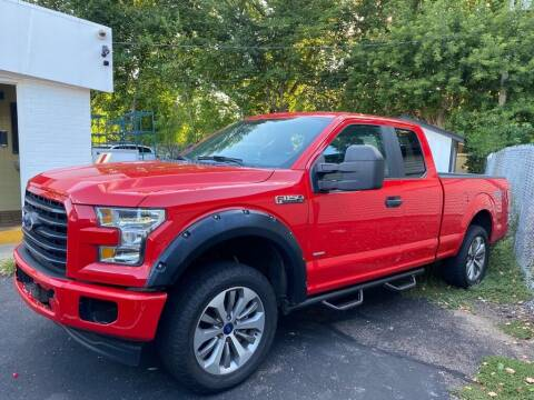 2017 Ford F-150 for sale at Chinos Auto Sales in Crystal MN