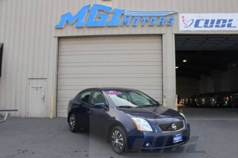 2009 Nissan Sentra for sale at MGI Motors in Sacramento CA