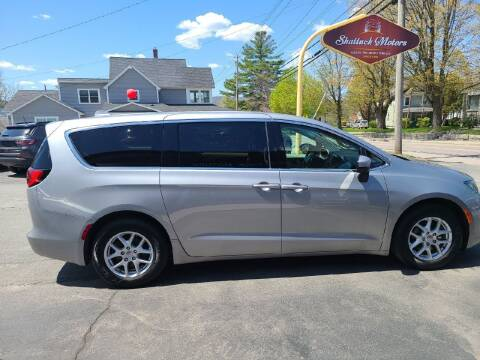 2017 Chrysler Pacifica for sale at Shattuck Motors in Newport VT