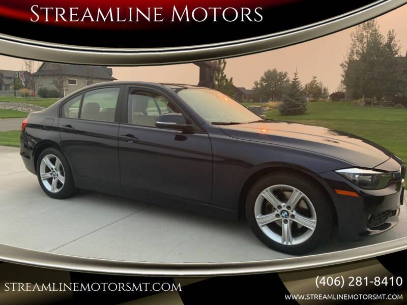 2014 BMW 3 Series for sale at Streamline Motors in Billings MT