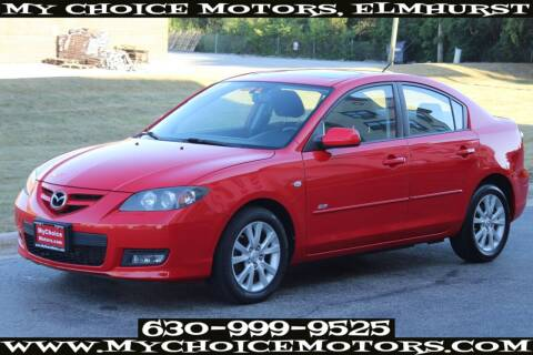 2008 Mazda MAZDA3 for sale at Your Choice Autos - My Choice Motors in Elmhurst IL