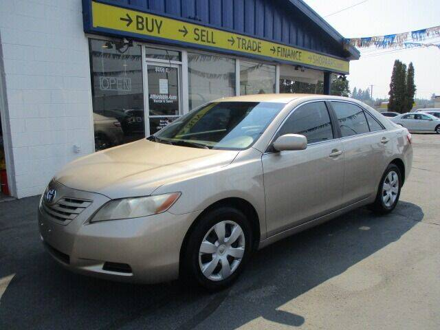 2009 Toyota Camry for sale at Affordable Auto Rental & Sales in Spokane Valley WA