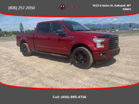 2017 Ford F-150 for sale at Auto Solutions in Kalispell MT