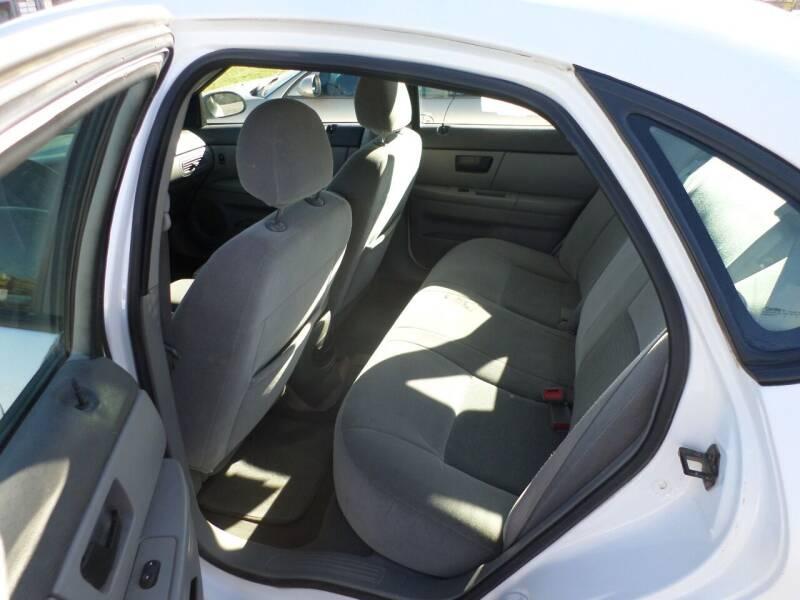 2007 Ford Taurus SE Fleet 4dr Sedan - Bentonville AR