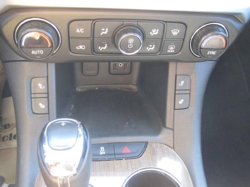 2018 GMC Acadia 4x4 SLE-2 4dr SUV - Canton SD
