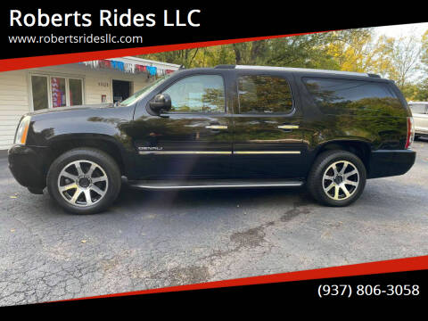 2011 GMC Yukon XL for sale at Roberts Rides LLC in Franklin OH