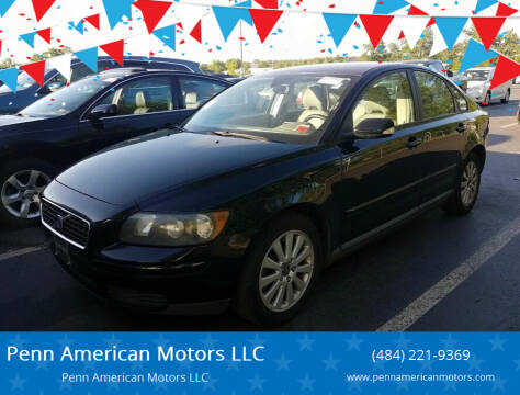 2005 Volvo S40 for sale at Penn American Motors LLC in Allentown PA
