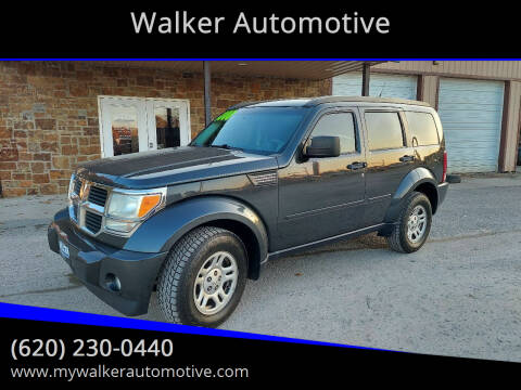 2011 Dodge Nitro for sale at Walker Automotive in Frontenac KS