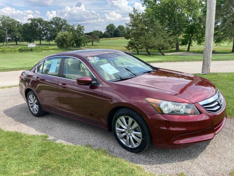 2012 Honda Accord for sale at Good Value Cars Inc in Norristown PA