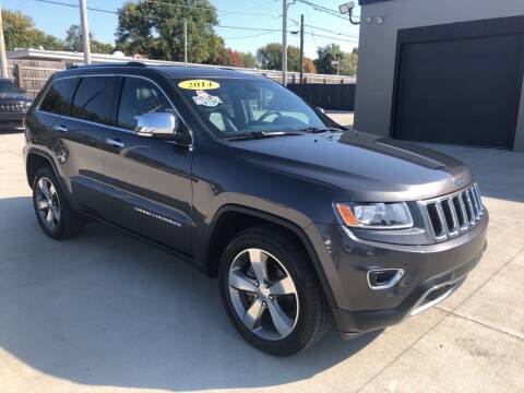 2014 Jeep Grand Cherokee for sale at Tigerland Motors in Sedalia MO