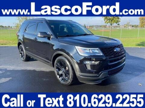 2019 Ford Explorer for sale at LASCO FORD in Fenton MI