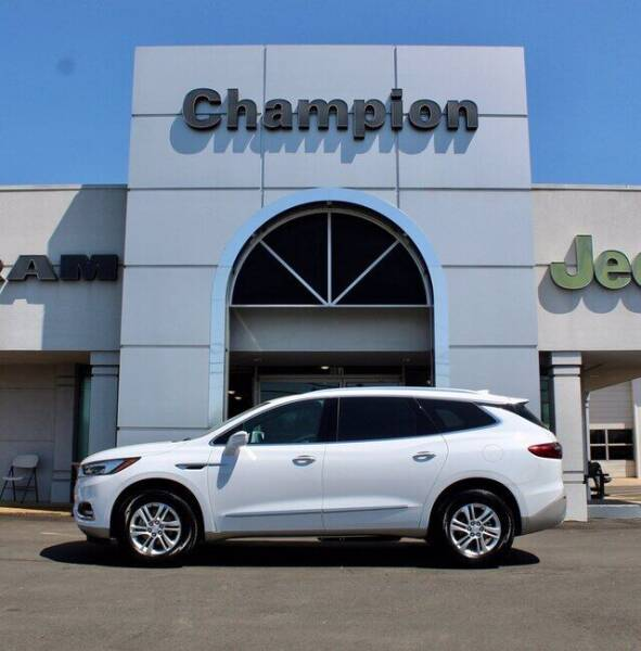 2020 Buick Enclave for sale at Champion Chevrolet in Athens AL