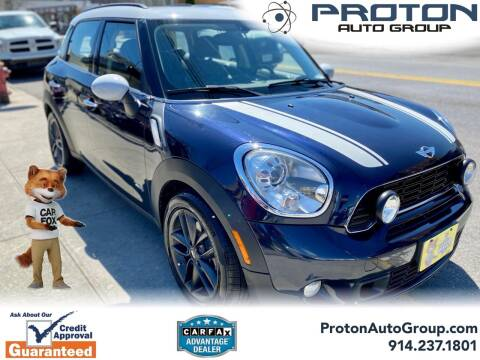 2013 MINI Countryman for sale at Proton Auto Group in Yonkers NY