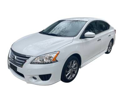 2014 Nissan Sentra for sale at Averys Auto Group in Lapeer MI