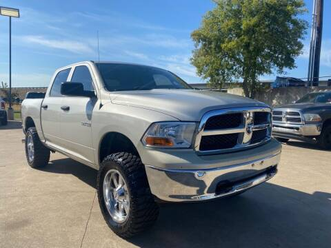 2010 Dodge Ram Pickup 1500 for sale at Thornhill Motor Company in Hudson Oaks, TX