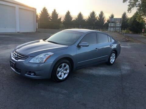 2011 Nissan Altima for sale at McMinnville Auto Sales LLC in Mcminnville OR
