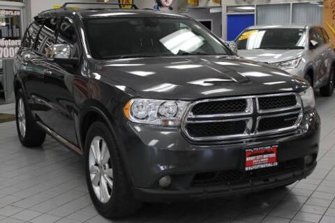 2011 Dodge Durango for sale at Windy City Motors in Chicago IL