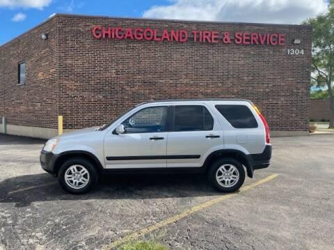 2003 Honda CR-V for sale at CLT Auto Sales  & Service Center in Addison IL