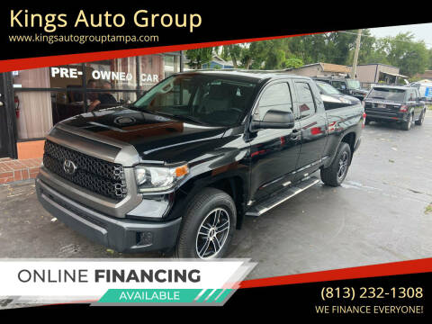 2018 Toyota Tundra for sale at Kings Auto Group in Tampa FL