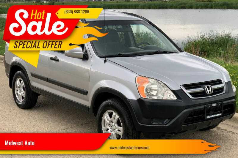 2004 Honda CR-V for sale at Midwest Auto in Naperville IL