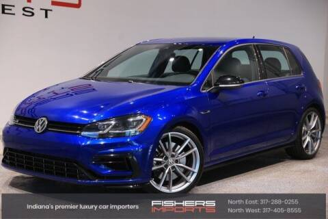 2019 Volkswagen Golf R for sale at Fishers Imports in Fishers IN
