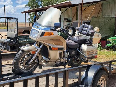 Kawasaki VOYAGER XII for sale at CLASSIC MOTOR SPORTS in Winters TX