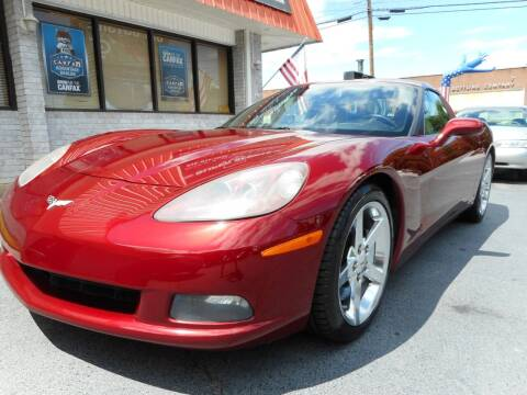 2007 Chevrolet Corvette for sale at Super Sports & Imports in Jonesville NC