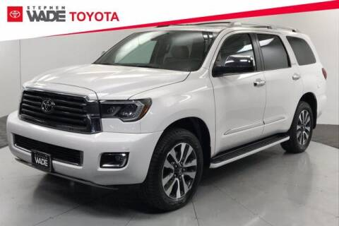 2018 Toyota Sequoia for sale at Stephen Wade Pre-Owned Supercenter in Saint George UT
