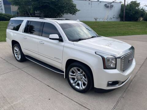 2015 GMC Yukon XL for sale at Best Buy Auto Mart in Lexington KY