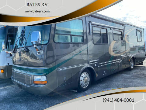 2003 Tiffin Allegro Bus 321P Diesel Pusher for sale at Bates RV in Venice FL