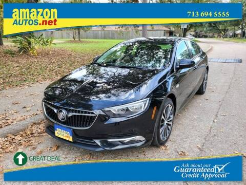 2019 Buick Regal Sportback for sale at Amazon Autos in Houston TX