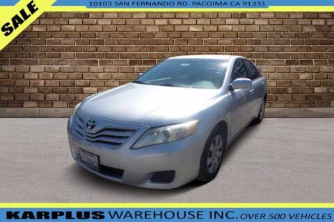 2011 Toyota Camry for sale at Karplus Warehouse in Pacoima CA
