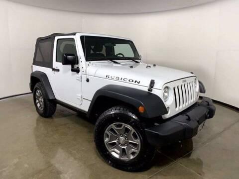 2018 Jeep Wrangler JK for sale at Smart Motors in Madison WI
