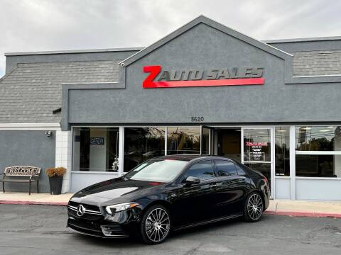 2021 Mercedes-Benz A-Class for sale at Z Auto Sales in Boise ID