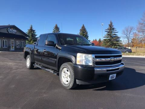 2009 Chevrolet Silverado 1500 for sale at Crown Motor Inc in Grand Forks ND