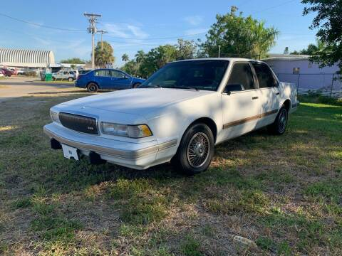 1995 Buick Century for sale at Mid City Motors Auto Sales - Mid City North in N Fort Myers FL