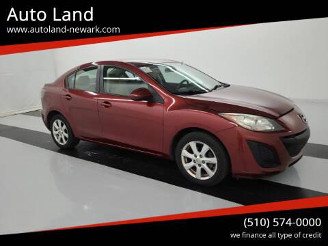 2010 Mazda MAZDA3 for sale at Auto Land in Newark CA