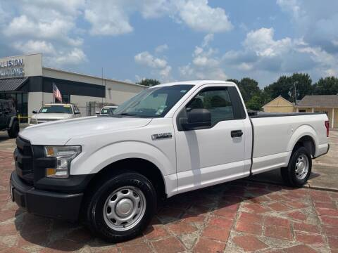 2015 Ford F-150 for sale at CAPITOL AUTO SALES LLC in Baton Rouge LA