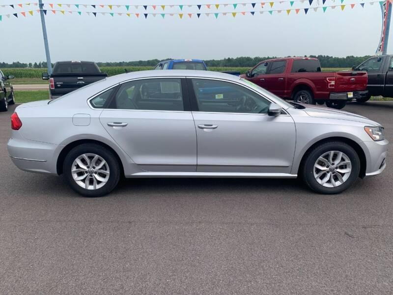 2016 Volkswagen Passat for sale at TJ's Auto in Wisconsin Rapids WI
