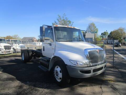 2002 International 4400 for sale at Lynch's Auto - Cycle - Truck Center - Trucks and Equipment in Brockton MA