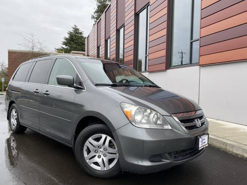 2007 Honda Odyssey for sale at DAILY DEALS AUTO SALES in Seattle WA