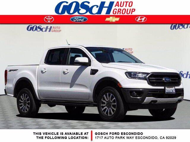 2019 Ford Ranger for sale in Temecula, CA