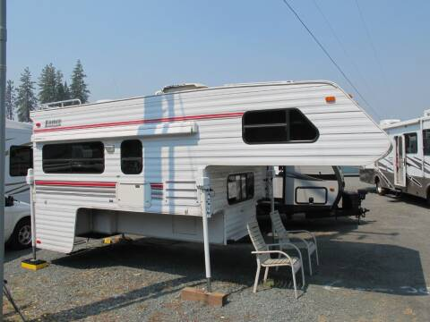 2000 Lance 1130 for sale at Oregon RV Outlet LLC - Campers in Grants Pass OR
