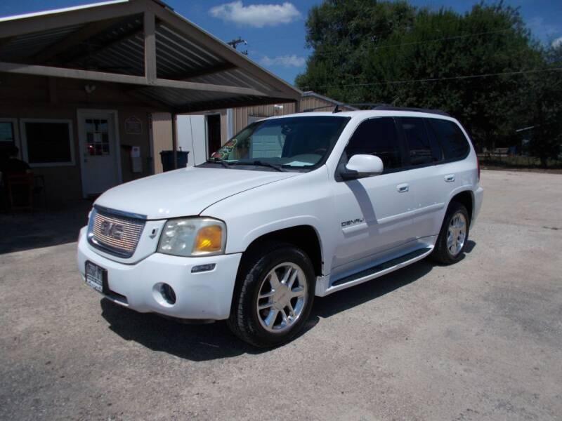 2008 GMC Envoy for sale at DISCOUNT AUTOS in Cibolo TX