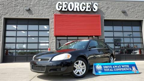 2011 Chevrolet Impala for sale at George's Used Cars - Pennsylvania & Allen in Brownstown MI