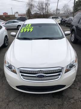 2012 Ford Taurus for sale at Al's Linc Merc Inc. in Garden City MI
